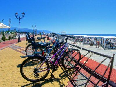 Пляж отеля «Гамма Сириус Парк»