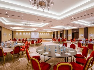 Конференц-залы в отелях ГК «Бархатные сезоны»
